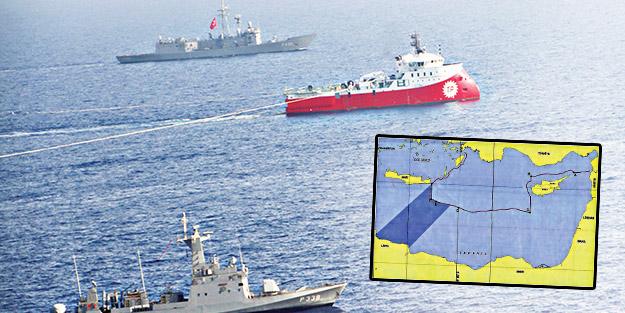 Akdeniz'de çözüm Türkiye'siz olmaz