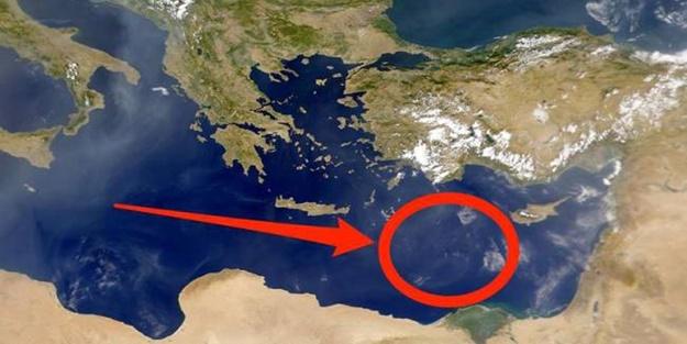 Akdeniz'de, Dünya'nın en eski kara parçası bulundu!