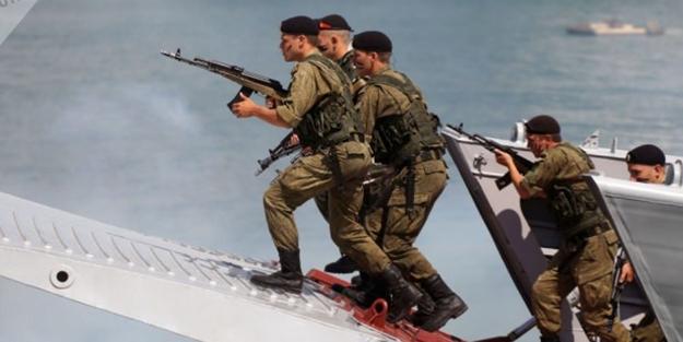 Akdeniz'de flaş gelişme! Rusya harekete geçti