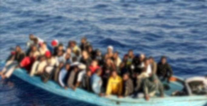 Akdeniz'de iki günde 2 bin göçmen yakalandı