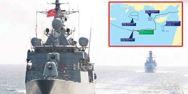 Akdeniz'de sular ısındı! Türkiye'den Yunanistan'a uyarı: Sakın yaklaşma