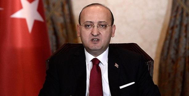 Akdoğan: Öcalan ile tek şartla görüşürüz