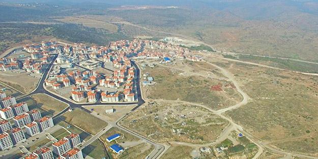 Akgedik'te 350 konut için 2 bin 456 başvuru