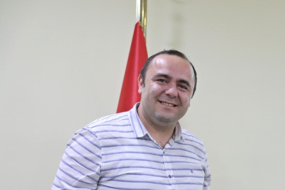 Akhisar Belediye Basketbol Başkanı Alper Ayan: