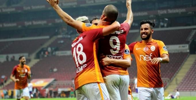 Akhisar-Galatasaray maçı muhtemel takım kadroları