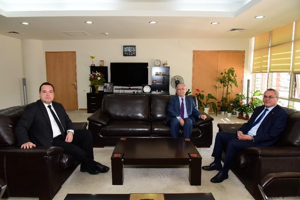 Akhisar ve Soma OSB'leri Vali Deniz başkanlığında toplandı