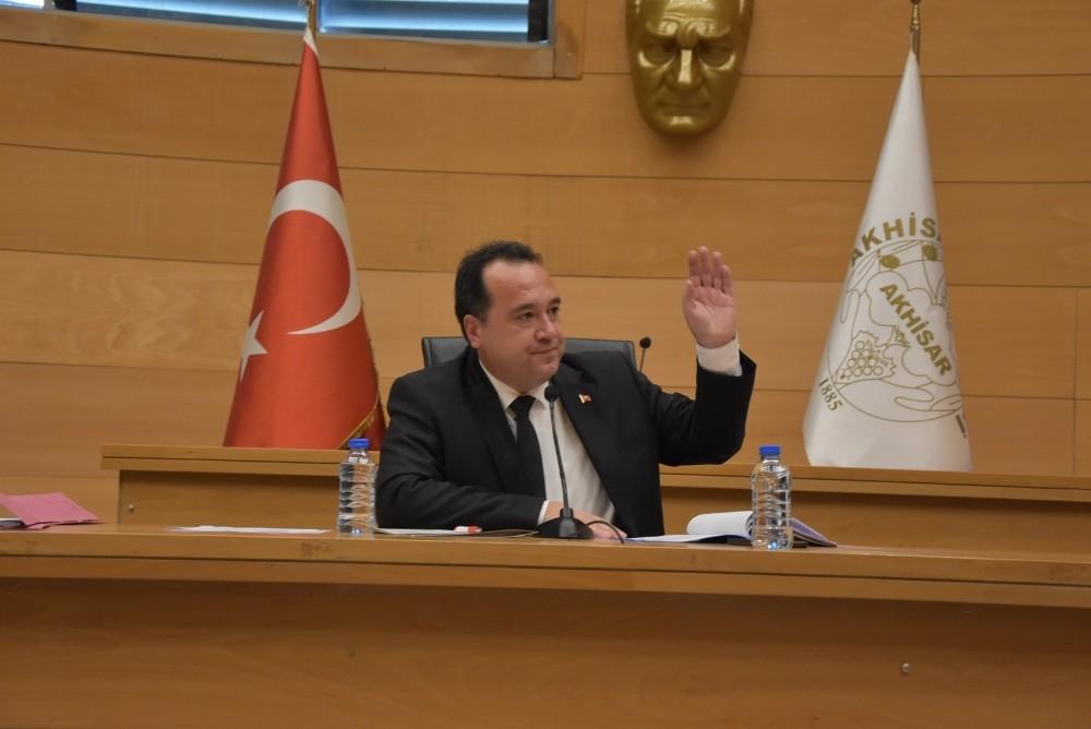 Akhisar'da belediye işçisinin yüzü gülecek