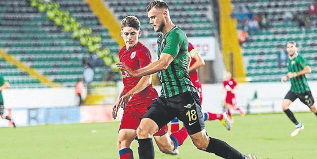 Akhisarspor'da Hadzic geri dönüyor