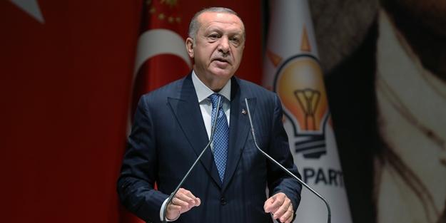 Cumhurbaşkanı Erdoğan'dan DEAŞ açıklaması!