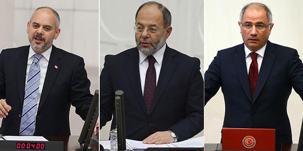 Akif Çağatay Kılıç, Recep Akdağ ve Efkan Ala'ya yeni görev