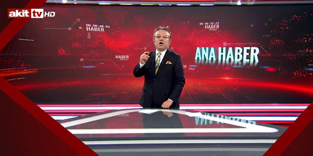 Akit TV Ana Haber Muharrem Coşkun ile ekranlara geliyor