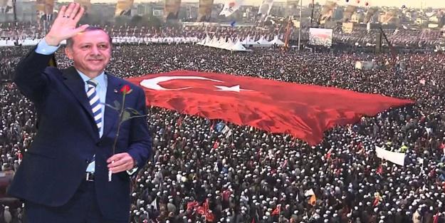 Akit TV'de Erdoğan için bomba klip