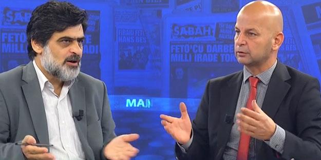 Akit TV'de Suriye tartışması! Farz edelim ki Türkiye Esed ile masaya oturdu…