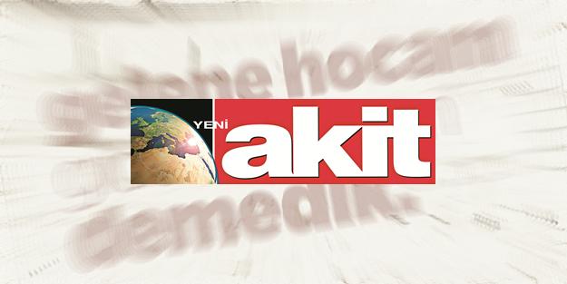 Akit'in haberi Arap medyasının gündemini salladı!