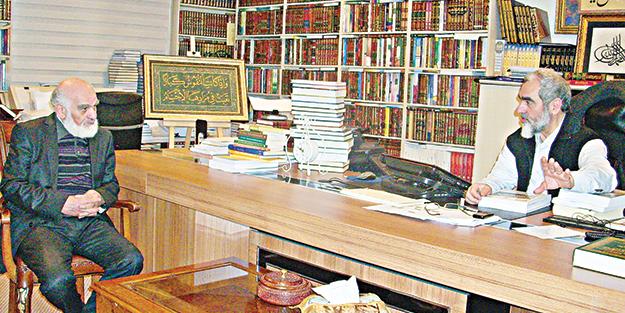 Akit'ten Sosyal Doku'ya ziyaret