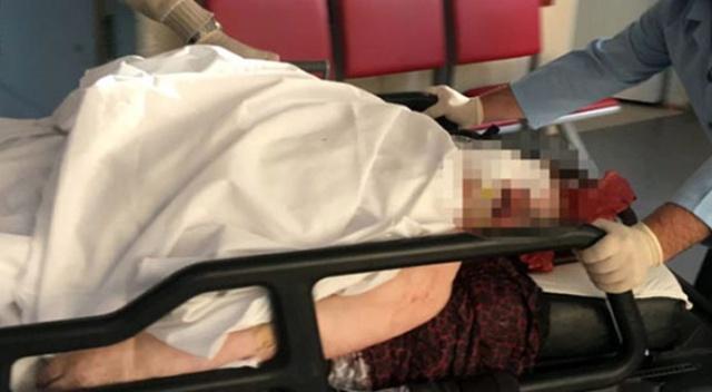 Aksaray'da babasının silahını oyuncak sanan çocuk, tetiğe basınca babaannesini vurdu