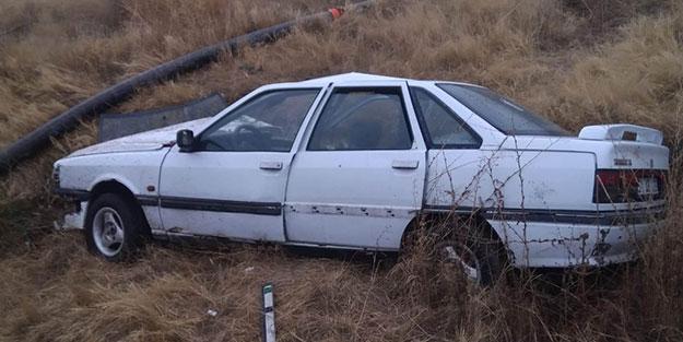 Aksaray'da trafik kazası: Yaralılar var