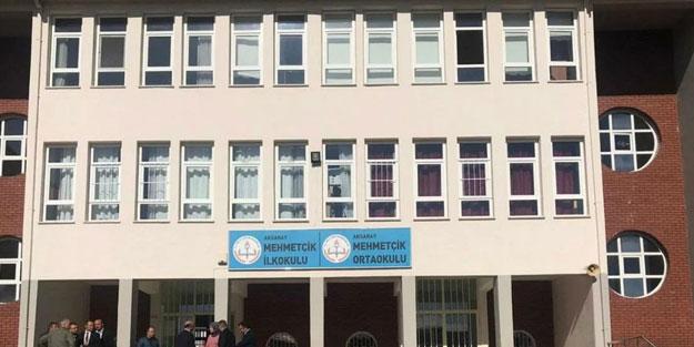 Aksaray'daki rezaletin ardından okul müdürü açığa alındı