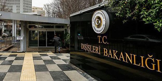 Akşener'i ve Yavaş'ı hedef alan Çin'in Ankara Büyükelçisi Dışişleri Bakanlığı'na çağrıldı