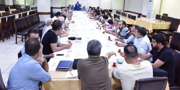 Aksoy, İstanbul'daki Adıyamanlılar, 15 Temmuz da İstiklale ve İstikbale Yürüyecek…