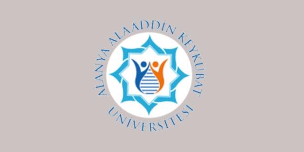 Alanya Alaaddin Keykubat Üniversitesi öğretim üyesi araştırma görevlisi alımı 2019 başvuru