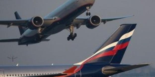Alaska'da iki uçak çarpıştı!