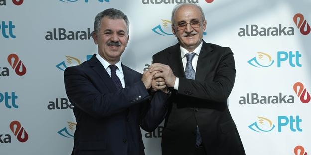 Albaraka Türk'ten PTT ile dev işbirliği