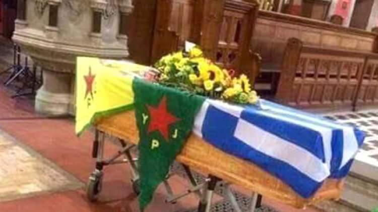 Aleksis Çipras'a kötü haber! Afrin'de onu da gömdük