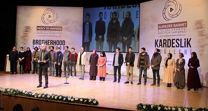 Alemlere Rahmet Uluslararası Kısa Film Yarışması Ödülleri sahiplerini buldu