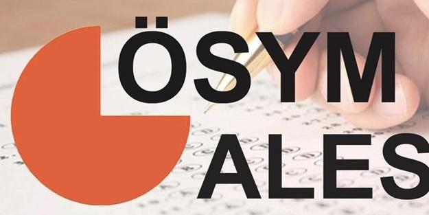 ALES sınav giriş belgeleri yayınlandı! ALES ne zaman? ALES sınav tarihi