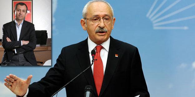 Ali Arif Özzeyrek kimdir? Kılıçdaroğlu'nun danışmanı Ali Arif Özzeybek istifa mi etti?