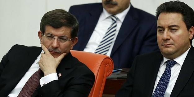 Babacan ve Davutoğlu'nun alacağı oy oranını açıkladı!