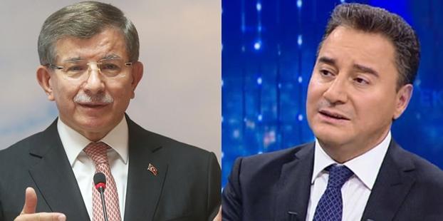 Ali Babacan'ın iddiasına Davutoğlu cephesinden sert tepki!