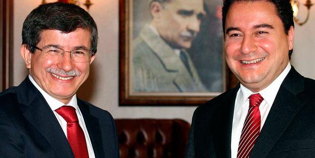 Ali Babacan'la birlikte yeni parti kuracak mı? Ahmet Davutoğlu son noktayı koydu