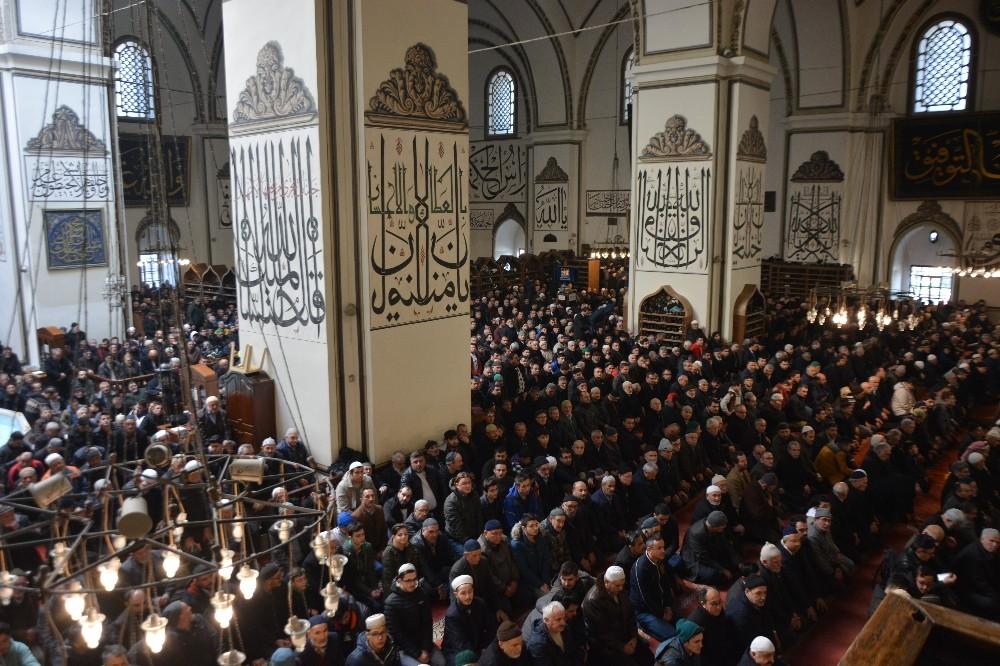 """Ali Erbaş: """"Deprem bize dünya ve ahiret için uyarıda bulunuyor"""