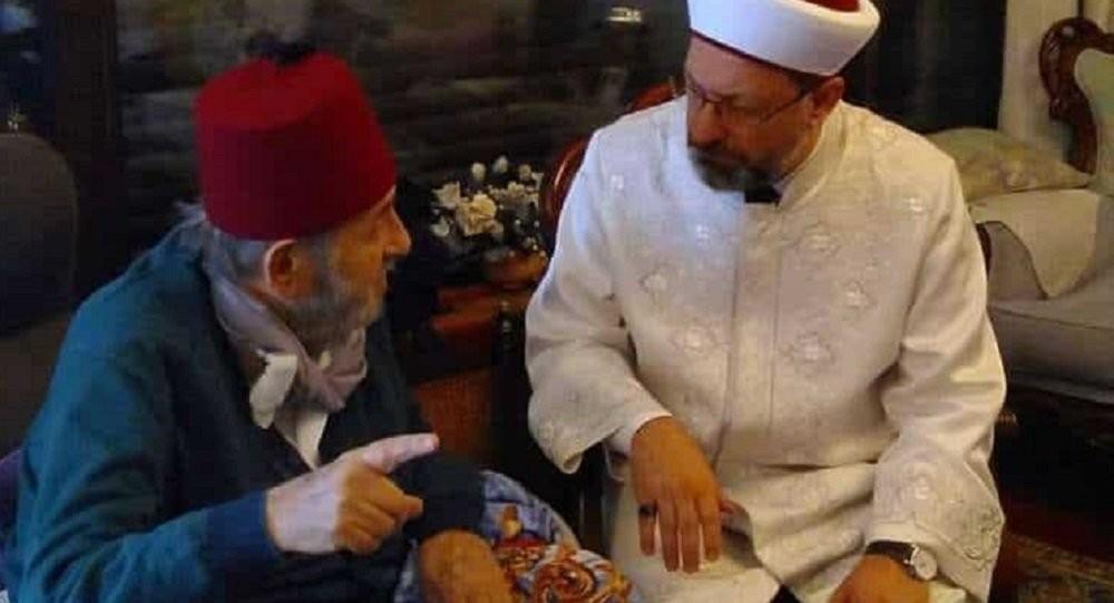 Ali Erbaş'tan Kadir Mısıroğlu açıklaması