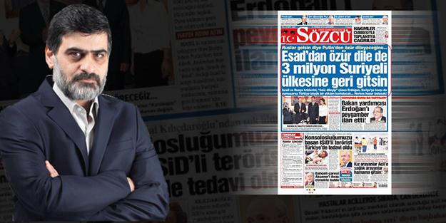 Ali İhsan Karahasanoğlu geçmiş 13 Temmuzlardaki gazete manşetlerini yorumladı