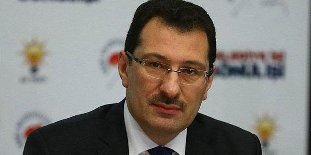 Ali İhsan Yavuz'dan Sakarya'daki patlamaya ilişkin açıklama