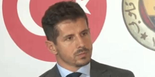 Ali Koç, Emre Belözoğlu'nun Fenerbahçe'deki yeni görevini açıkladı