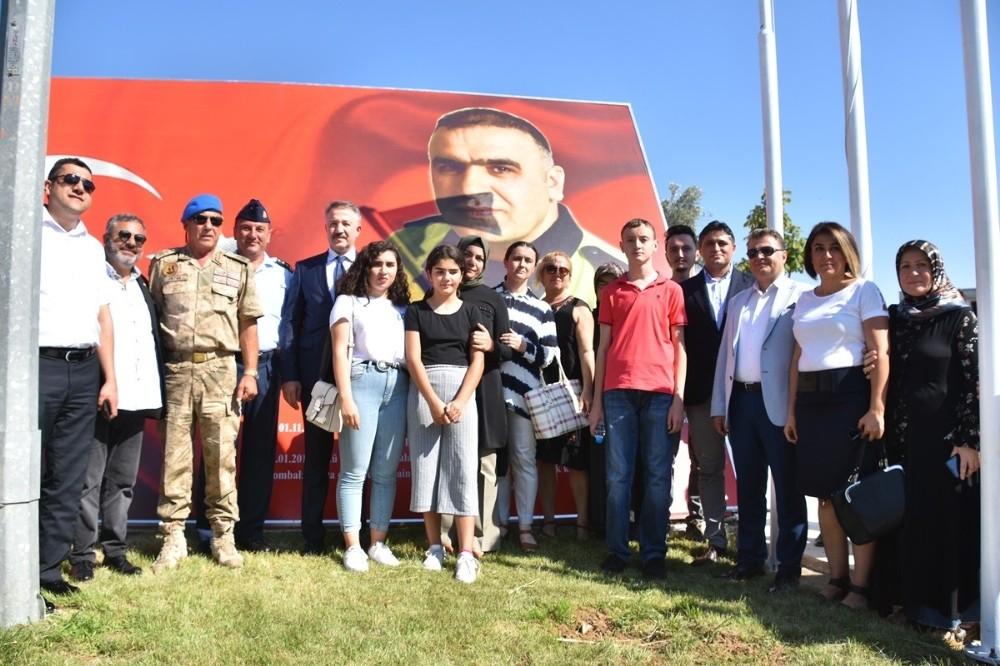 Aliağa'da Şehit Fethi Sekin Çocuk Trafik Eğitim Parkı açıldı