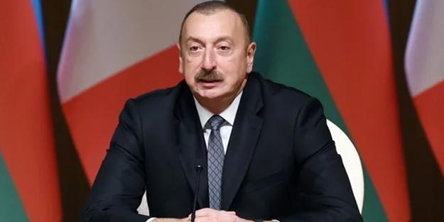 Aliyev'den flaş 'ateşkes' açıklaması!