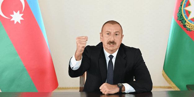Aliyev'den Paşinyan'ı kudurtacak sözler: İti kovar gibi kovduk