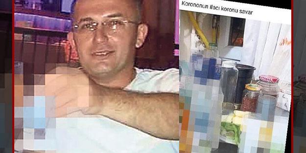 """Alkol masasına """"Coronanın ilacı"""" diyen CHP'li belediye personeli koronavirüse yakalandı"""