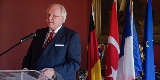 Alman büyükelçi: Türkiye'ye alternatif aramak...