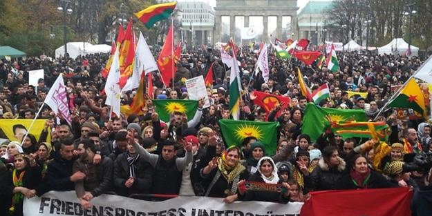 Alman esnafın PKK isyanı