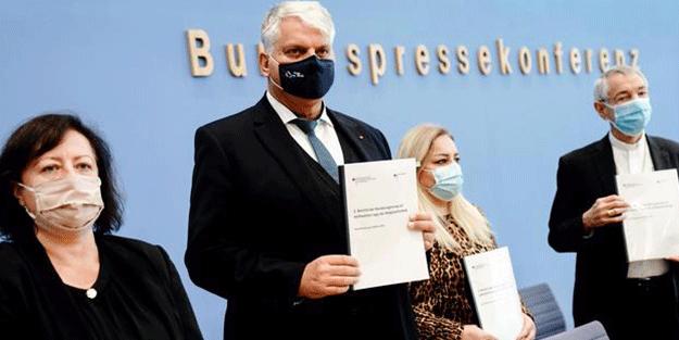 Alman hükümetinden ısmarlama rapor! Her fırsatta İslam'ı hedef alanlara bak sen