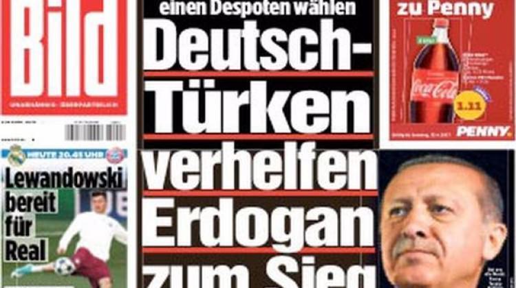Alman medyasından gurbetçilere ağır hakaret