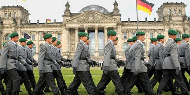 Alman ordusunda