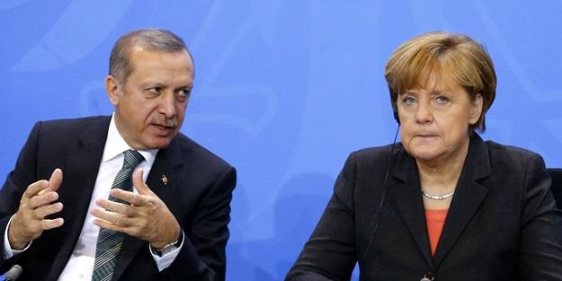 'Almanlar bize fena halde bozuk'