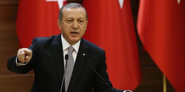 Almanlara ayarı verdi: Erdoğan'dan yayını kestiren sözler!